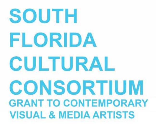 South Florida Cultural Consortium Grant to Contemporary Visual & Media Artists