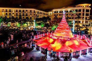Sandi the Holiday Sand Tree 2016