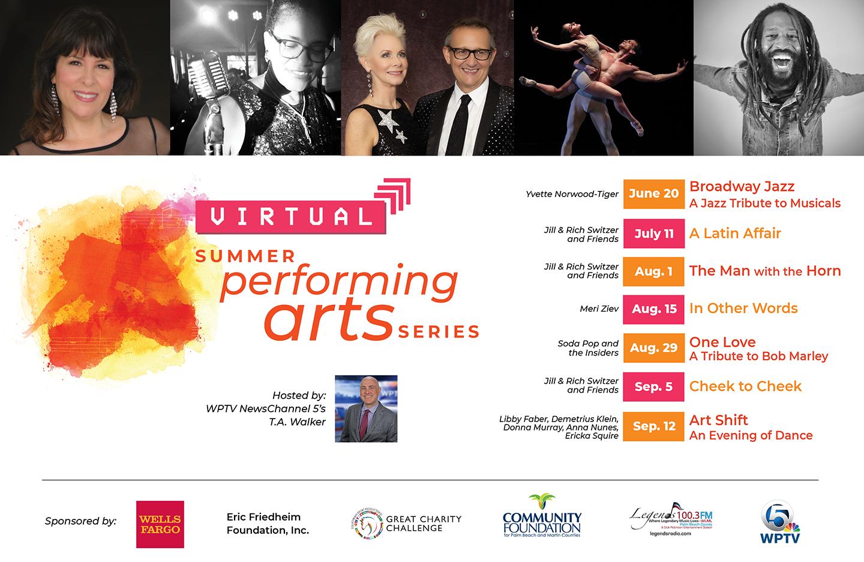Summer Performing Arts Series