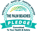 The Palm Beaches Pledge