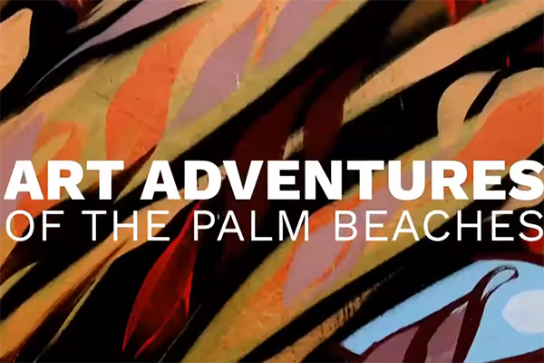 Cancelled: Art Adventures of The Palm Beaches Premiere