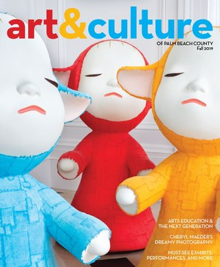 art&culture Fall 2019 cover
