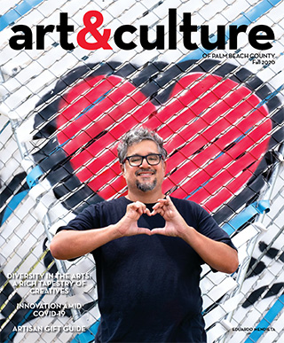 art&culture Fall 2020 cover