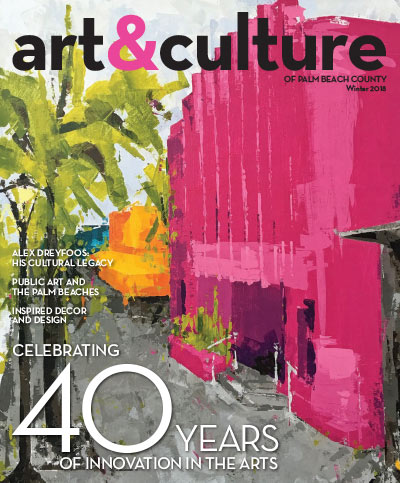 art&culture magazine - Winter 2018