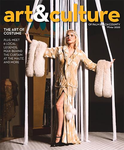 art&culture magazine Winter 2020 cover