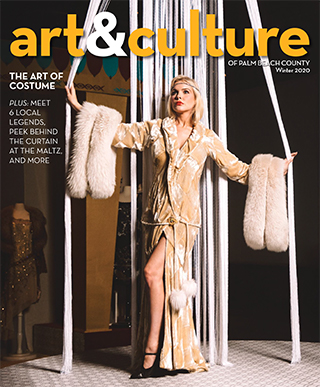 art&culture magazine - winter 2020 cover