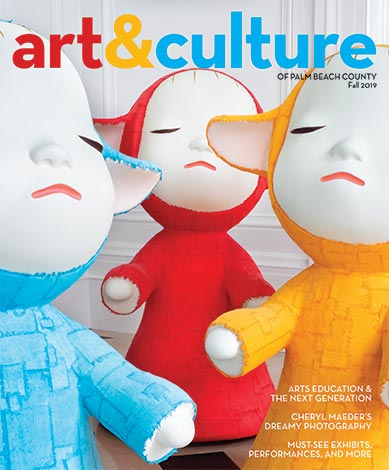 art&culture magazine Fall 2019 cover