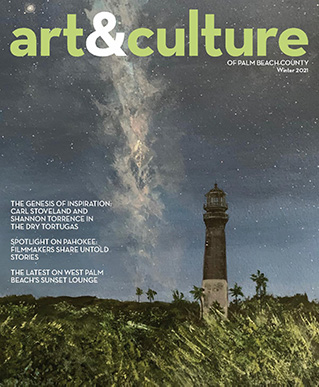 art&culture magazine - Winter 2021 cover