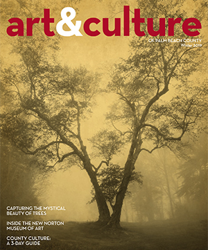 art&culture magazine - Winter 2019 cover