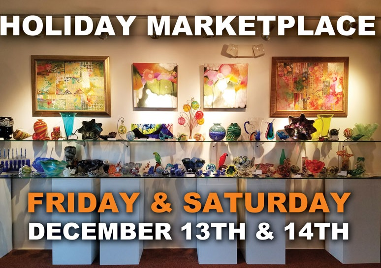 Benzaiten Center for the Creative Arts Holiday Marketplace