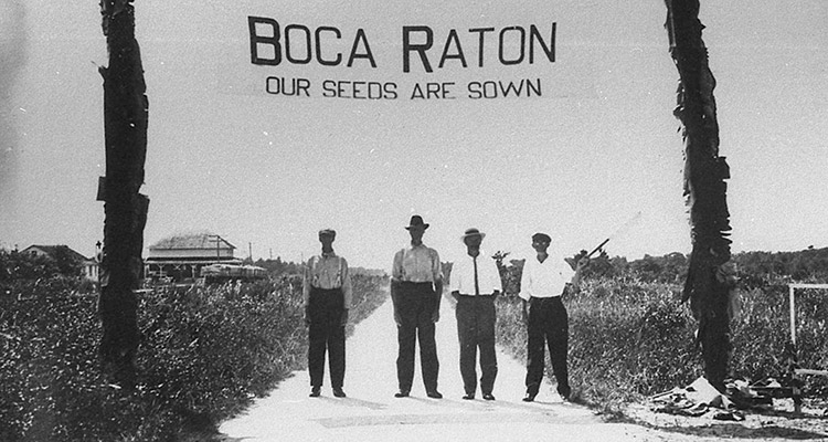 Boca Raton Our Seeds Are Sown