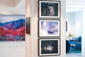 Ellen Shapiro collection, Palm Beach, Florida
