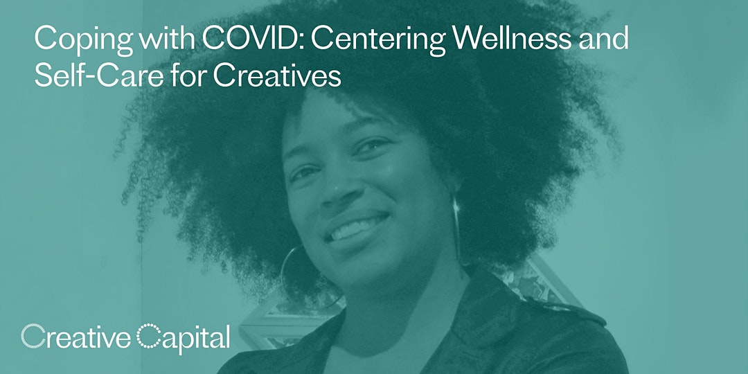 Creative Capital - Coping with COVID