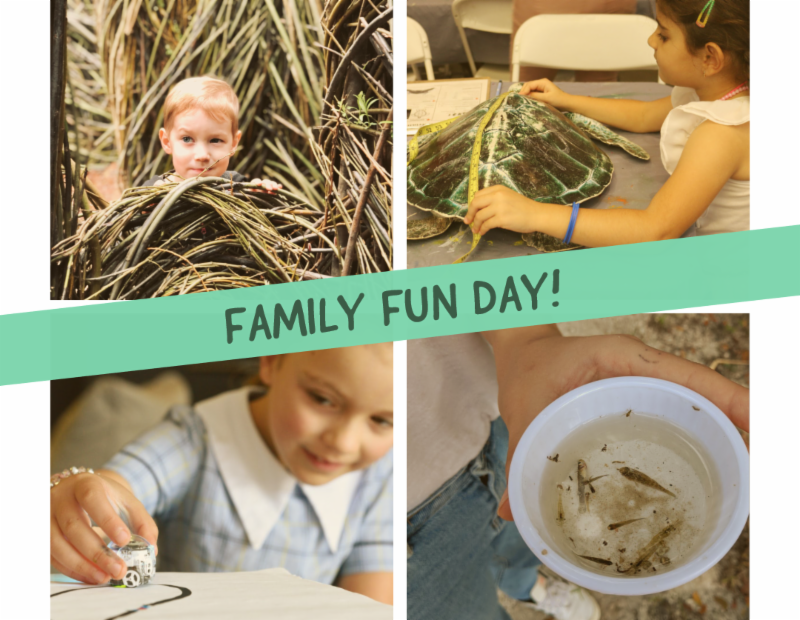 Family Fun Day at Mounts Botanical Garden