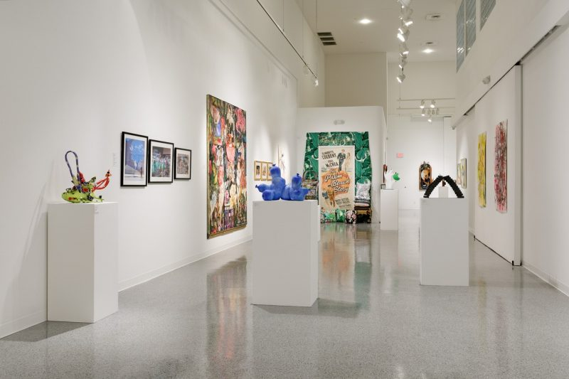 Cultural Council gallery - Made in Palm Beach exhibition
