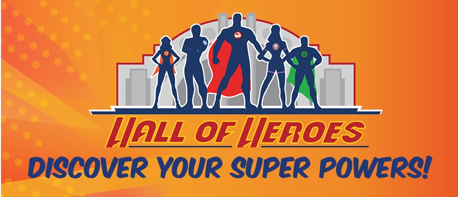 South Florida Science Center and Aquarium: Hall of Heroes