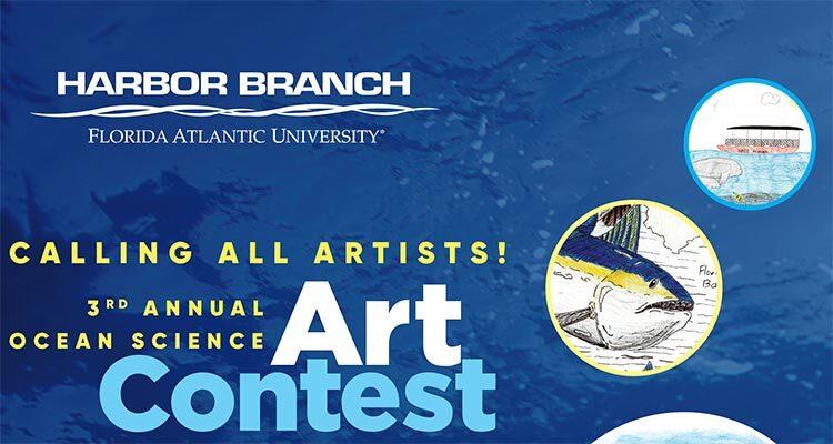 FAU Harbor Branch Art Contest