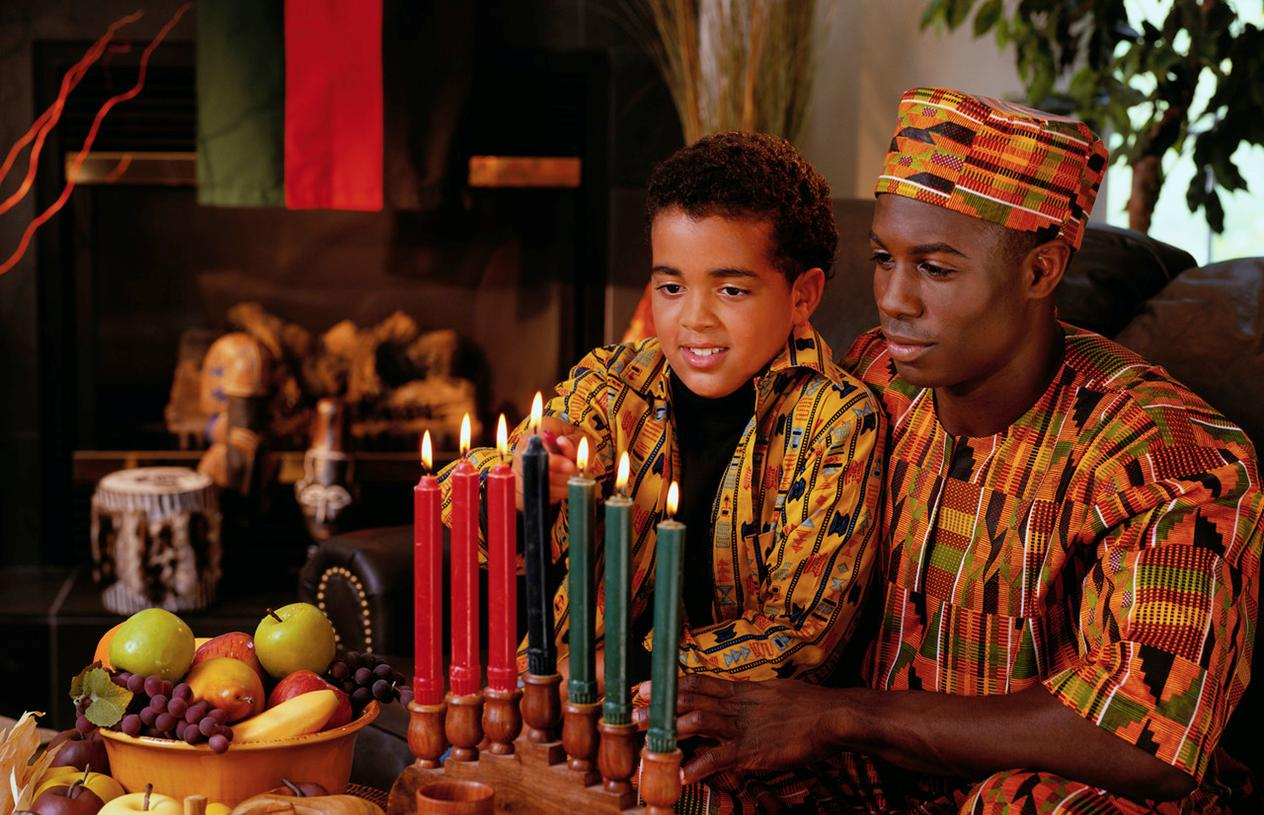 3rd Annual Kwanzaa Celebration