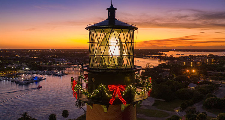Jupiter Inlet Lighthouse & Museum Holiday