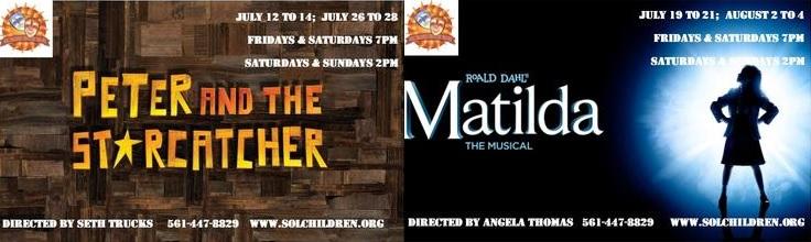 Summertime Magic at Sol Children's Theatre