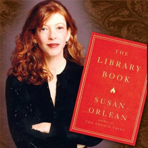 Susan Orlean The Library Book Palm Beach Book Festival 2019